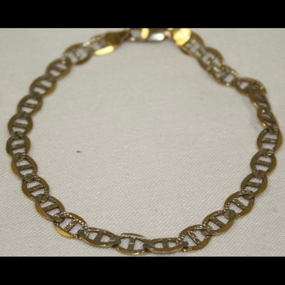Accessories Gold Gucci Link Bracelet Poshmark